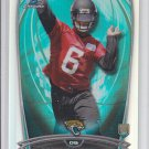 Stephen Morris RC Refractors Parallel 2014 Bowman Chrome #133 Jaguars