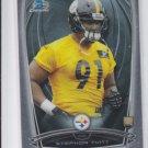 Stephon Tuitt RC Trading Card Single 2014 Bowman Chrome 114 Steelers