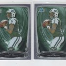 Tajh Boyd RC Trading Card Lot of (2) 2014 Bowman Chrome 132 Jets