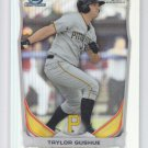Taylor Gushue Refractors SP 2014 Bowman Chrome Draft CDP118 Pirates