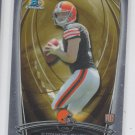 Connor Shaw RC Trading Card Single 2014 Bowman Chrome 186 Browns