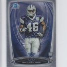 Michael Sam RC Football Trading Card 2014 Bowman Chrome #200 Cowboys