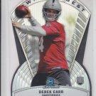 Derek Carr Best Die Cut RC 2014 Bowman Chrome #BB-DC Raiders