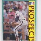 Gary Disarcina Baseball Trading Card 1992 Fleer #654 Angels