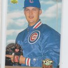 Derek Wallace RC Baseball Trading Card Single 1993 Upper Deck #429 Cubs