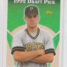 Jason Kendall RC Baseball Trading Card Single 1993 Topps #334 Pirates