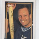 George Brett Baseball Trading Card Single 1992 Topps 620 Royals