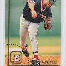 Frankie Rodriguez Baseball Trading Card Single 1994 Bowman #615 Red Sox