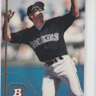 Walt Weiss Baseball Trading Card Single 1994 Bowman #582 Rockies