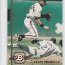 Robby Thompson Baseball Trading Card Single 1994 Bowman #407 Giants