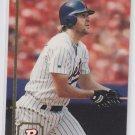 Joe Orsulak Baseball Trading Card Single 1994 Bowman #72 Mets
