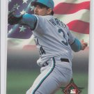 Brian Harvey Baseball Trading Card Single 1994 Fleer All Stars #40 Marlins