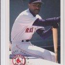 Andre Dawson Baseball Trading Card Single 1994 Fleer #29 Red Sox
