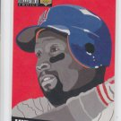 Kirby Puckett CL Trading Card 1993 Upper Deck Collector's Choice #319 Twins