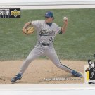 Angel Miranda Trading Card 1993 Upper Deck Collector's Choice #207 Brewers