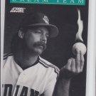 Doug Jones Dream Team  Baseball Trading Card 1991 Score #884 Indians