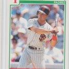 Tom Lampkin RC Baseball Trading Card 1991 Score #720 Padres