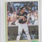 Jack Clark Baseball Trading Card 1982 Topps #460 Tigers NM