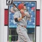 Joey Votto Baseball Tradng Card 2014 Donruss #65 Reds