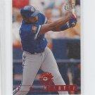 Joe Carter Baseball Trading Card 1993 Fleer Ultra #337 Blue Jays