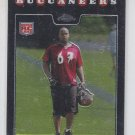 Dre Moore Football Trading Card 2008 Topps Chrome #TC233 Buccaneers