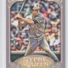 Cal Ripken Jr Baseball Tradng Card 2012 Topps Gypsy Queen #253 Orioles