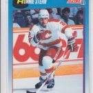Ronnie Stern Hockey Trading Card 1991-92 Score Canadien Bilingual #408 Flames NM