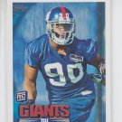 Jason Pierre-Paul Rookie Card 2010 Topps #23 Giants