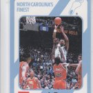 J.R. Reid Basketball Trading Card 1989-90 North Carolina Collegiate Collection