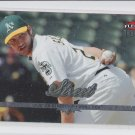 Huston Street Trading Card Single 2006 Fleer Ultra #15 Athletics