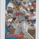 Derrek Lee Baseball Trading Card 2010 Topps Update #US-189 Braves