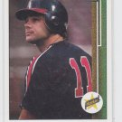 Dante Bichette RC Trading Card Single 1989 Upper Deck #24 Angels