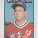 Charles Nagy RC Trading Card Single 1988 Topps Traded #74T Indians