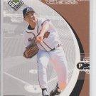 Bruce Chen Baseball Trading Card 1999 UD Choice #5 Braves