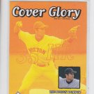 Nomar Garciaparra Cover Glory Insert 1999 UD Collector's Choice#44 Red Sox