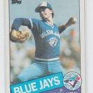 Jimmy Key RC Baseball Trading Card Single 1985 Topps #193 Blue Jays QTY