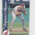 Jim Thome RC Baseball Trading Card Single 1985 Topps #36 Indians