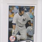 Zoilo Almonte Trading Card Single 2014 Topps Mini Exclusives #260 Yankees