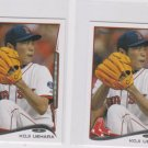 Koji Uehara Trading Card Lot of (2) 2014 Topps Mini Exclusives #426 Red Sox