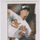 Dylan Bundy Future Stars Trading Card 2014 Topps Mini Exclusives 531 Orioles