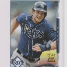 Wil Myers Future Stars Trading Card 2014 Topps Mini Exclusives 110 Rays
