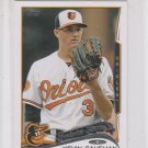 Kevin Gausman Future Stars Trading Card 2014 Topps Mini Exclusives #190 Orioles