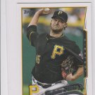Gerrit Cole Future Stars Trading Card 2014 Topps Mini Exclusives 179 Pirates