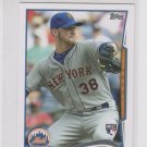 Vick Black RC Trading Card 2014 Topps Mini Exclusives #557 Mets