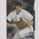 Jake Petricka RC Trading Card 2014 Topps Mini Exclusives #612 White Sox