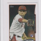 Eury De La Rosa RC Trading Card 2014 Topps Mini Exclusives #456 Diamondbacks