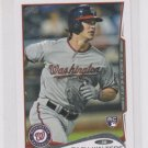 Zach Walters RC Trading Card Single 2014 Topps Mini Exclusives #337 Nationals