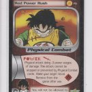 Red Power Rush Uncommon rading Card Dragonball Z 2001 Score #75 *ROB