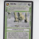 Vehicle Mine Weapon Tradnig Card Single Decipher Star Wars Hoth Limited *ROB