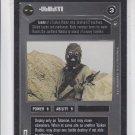 URoRRuR'R'R Trading Card Decipher Star Wars A New Hope Limited *ROB